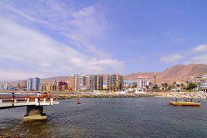 La ciudad de Antofagasta es una de las tantas que sufre con las inequidades regionales presupuestarias. Foto:Agencia UNO. Imagen Por: