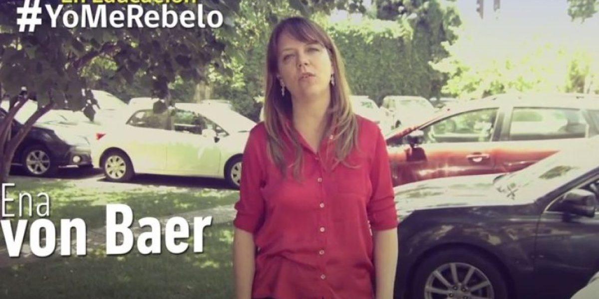 #YoMeRebelo: El video en que la UDI acusa de mediocre el gobierno de Bachelet