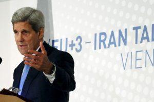 """Kerry aseguró que el objetivo no es alcanzar """"cualquier acuerdo, sino el acuerdo correcto"""". Foto:AP. Imagen Por:"""