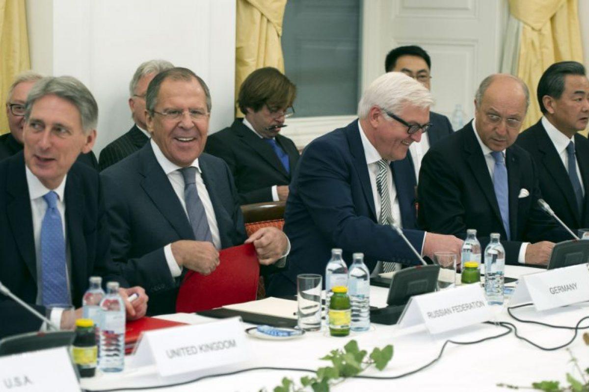 Las reuniones continuarán en diciembre. Foto:AP. Imagen Por: