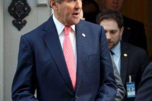 John Kerry, Secretario de Estado de la Unión Americana, dijo que las conversaciones han sido difíciles. Foto:AP. Imagen Por: