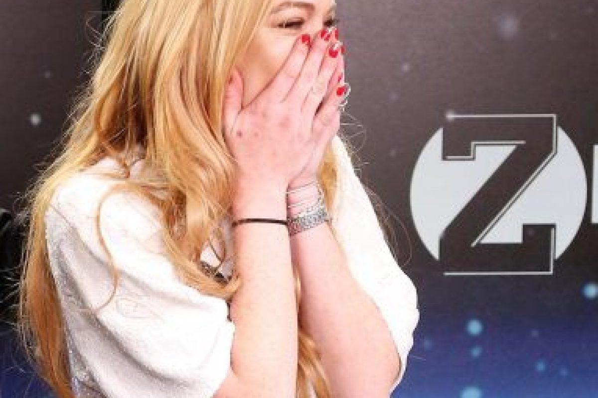 En julio, la actriz recibió numerosas solicitudes de licencia de matrimonio por parte de un fan que la perseguía en Londres. Foto:Getty Images. Imagen Por: