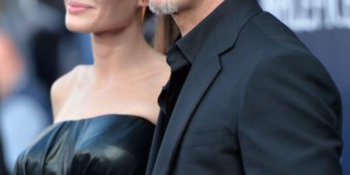 ¿Brad Pitt y Angelina Jolie terminaron por culpa de un cigarrillo?