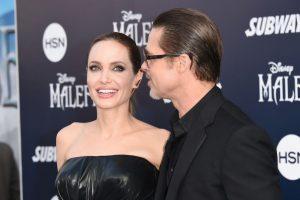 La actriz decidió extirparse ambas mamas para evitar un futuro cáncer Foto:Getty Images. Imagen Por: