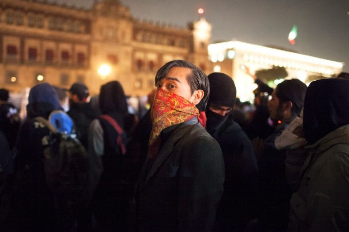 """""""El Estado Mexicano está rebasado en materia de derechos humanos y esto pasa por no admitir que está viviendo una crisis tremenda y profunda en el tema"""", añadíó Quiroz. Foto:Getty Images. Imagen Por:"""