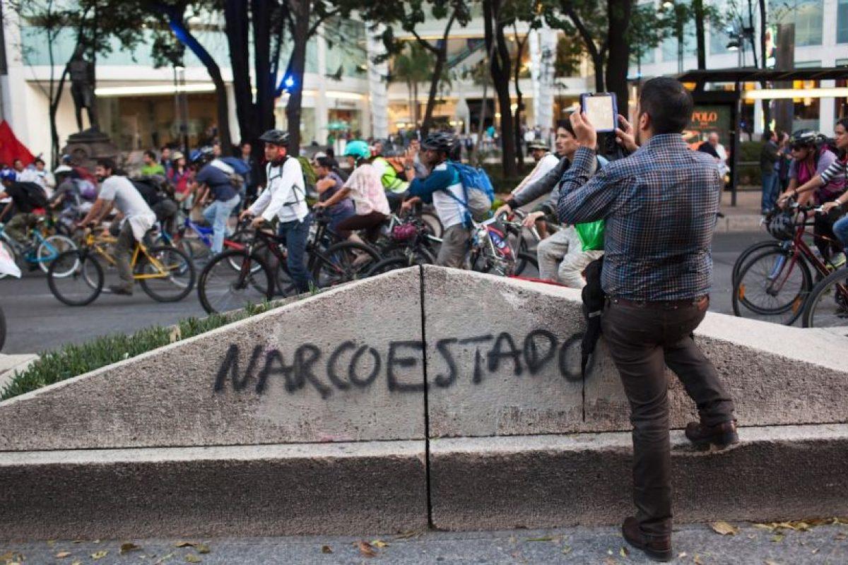 """""""Hay zonas y partes de México que sí están en esa condición"""", explica Ortega Sánchez. Foto:Getty Images. Imagen Por:"""