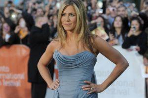 """Odiaba el icónico corte """"The Rachel"""", peinado que usó en los 90 para """"Friends"""". Foto:Getty Images. Imagen Por:"""