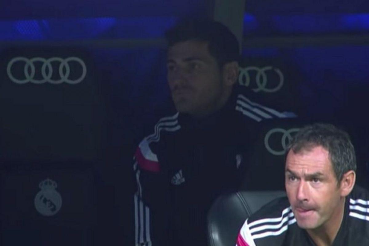 Iker Casillas Foto:Twitter: @juanfutbol. Imagen Por: