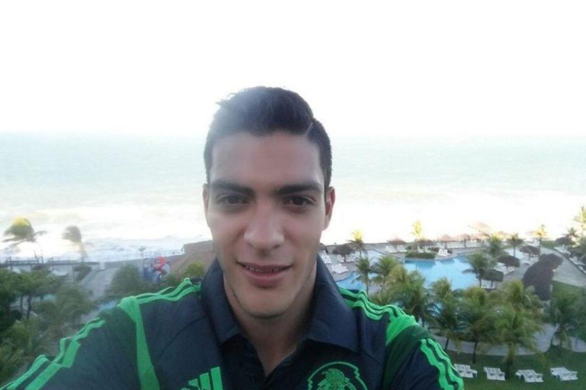 Con México, Jiménez jugará ante Chile, Ecuador y Bolivia. Foto:twitter.com/Raul_Jimenez9. Imagen Por: