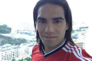 Radamel Falcao (Colombia) Foto:twitter.com/FALCAO. Imagen Por:
