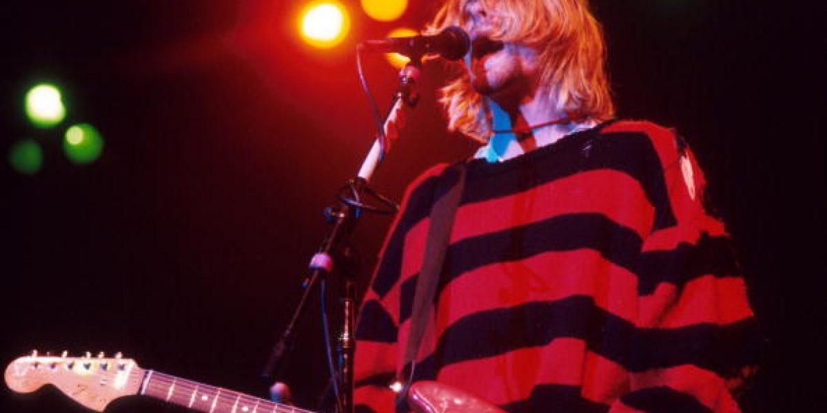 La familia habló: Kurt Cobain tendrá documental