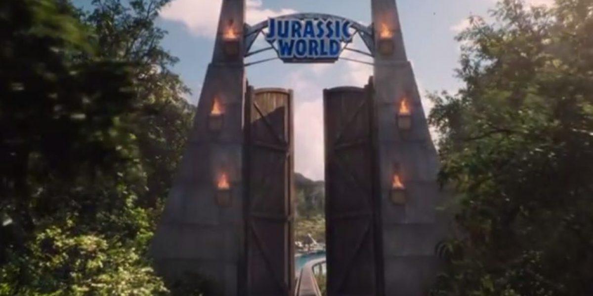 VIDEO: Estrenan tráiler de Jurassic World