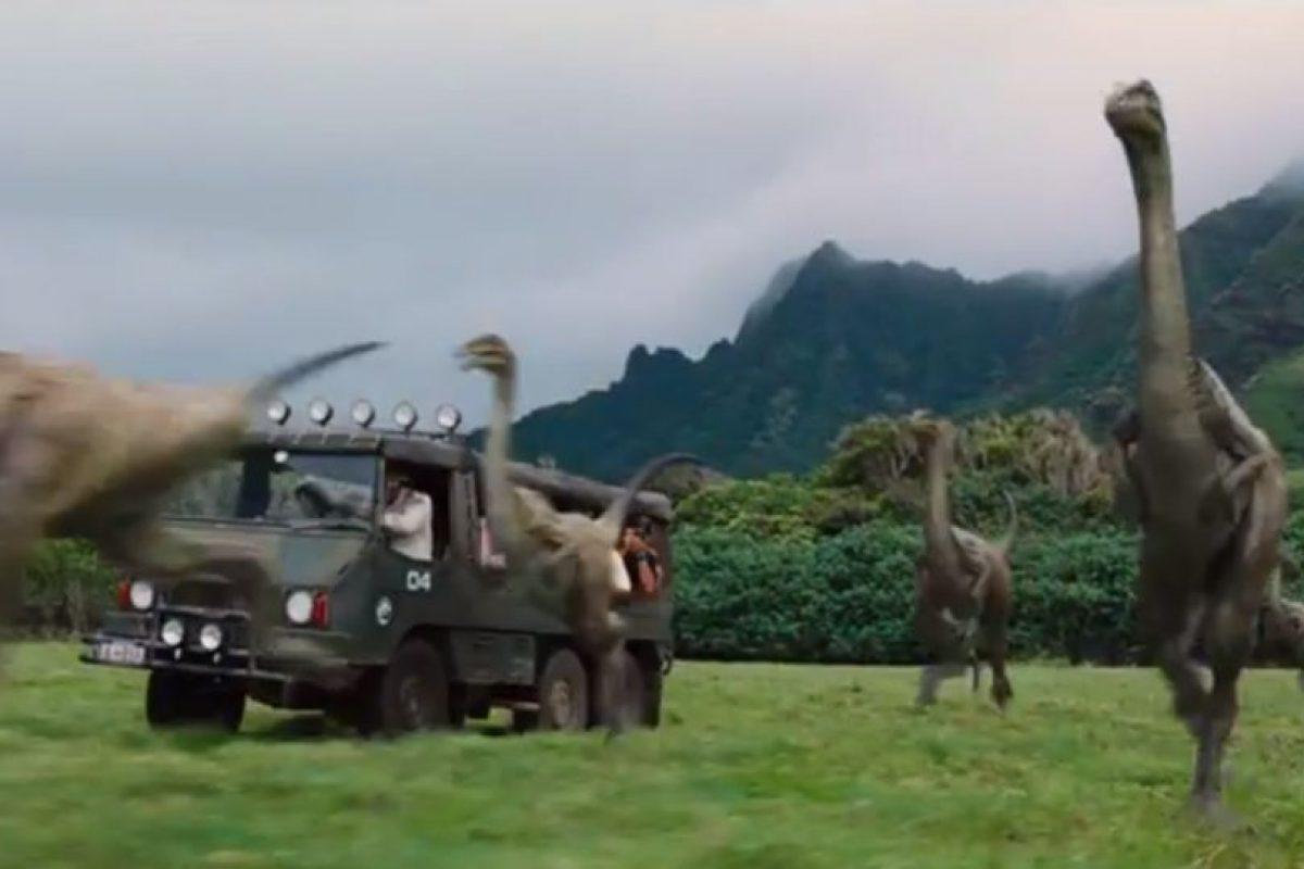 Fue dirigida por Colin Trevorrow y producida por Patrick Crowley, Frank Marshall y Steven Spielberg Foto:Universal Pictures. Imagen Por:
