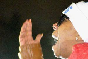 La emotiva reacción de la desgarradora de Michael Brown Foto:AFP. Imagen Por: