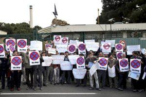 El objetvo es impedir que Irán se convierta en un Estado nuclear que pueda poner en peligro al mundo. Foto:AP. Imagen Por: