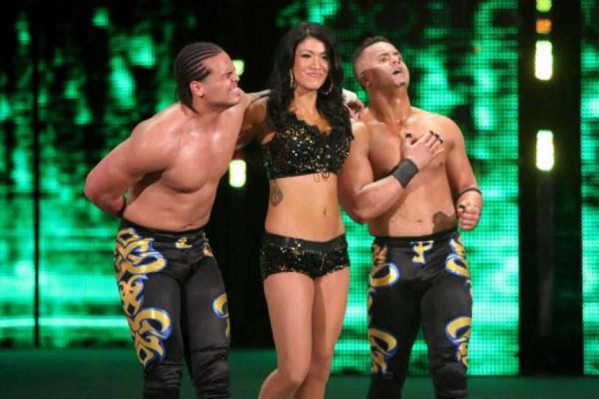 Primo tomó el papel de Diego y Epico ahora es Fernando Foto:WWE. Imagen Por:
