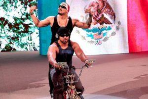El nuevo Sin Cara, antes era Hunico Foto:WWE. Imagen Por: