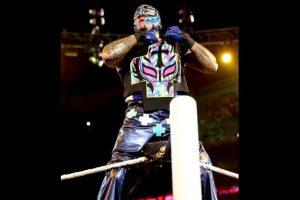 Rey Mysterio Foto:WWE. Imagen Por: