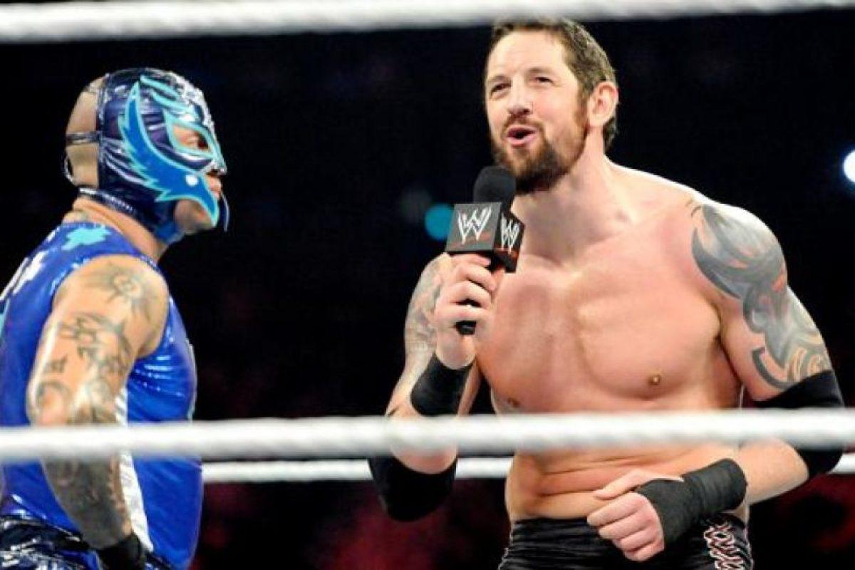 Es un ídolo de la lucha libre en Estados Unidos y América Latina Foto:WWE. Imagen Por: