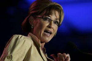 Sarah Palin es una figura política estadounidense. Foto:Getty Images. Imagen Por: