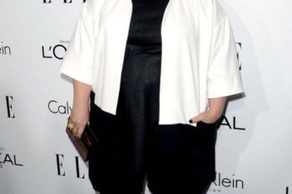 Melissa McCarthy es comediante y también actriz. Foto:Getty Images. Imagen Por:
