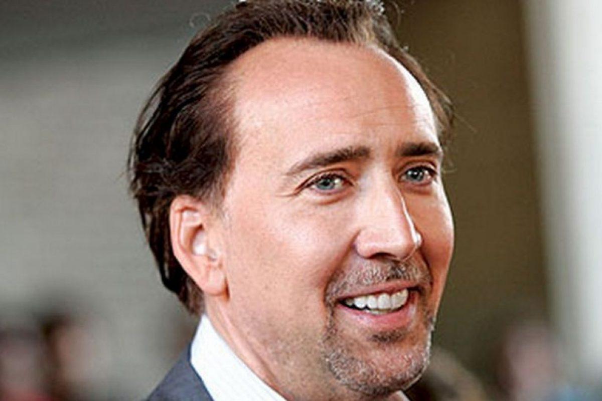 Nicolas es actor y cambió su apellido para no ser ligado a su familia Foto:Getty Images. Imagen Por: