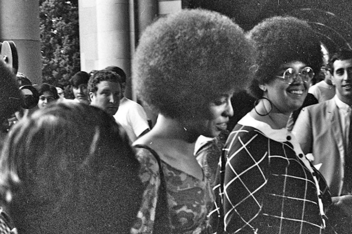 Angela Davis es una de las activistas más conocidas por los derechos civiles y de la mujer en el mundo. Foto:Wikipedia. Imagen Por: