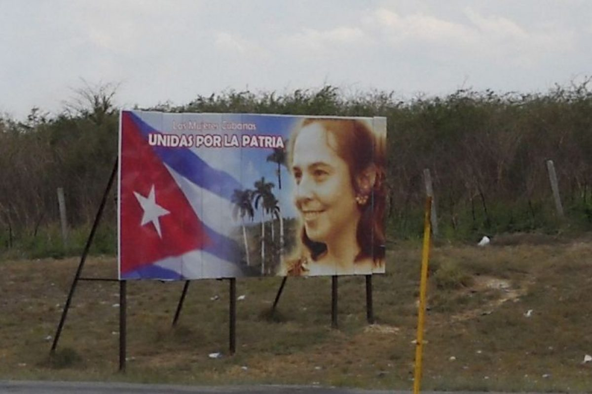 Vilma Espín fue espía y coordinadora de guerrillas en la Revolución Cubana. Se casó con Raúl Castro Foto:Wikipedia. Imagen Por: