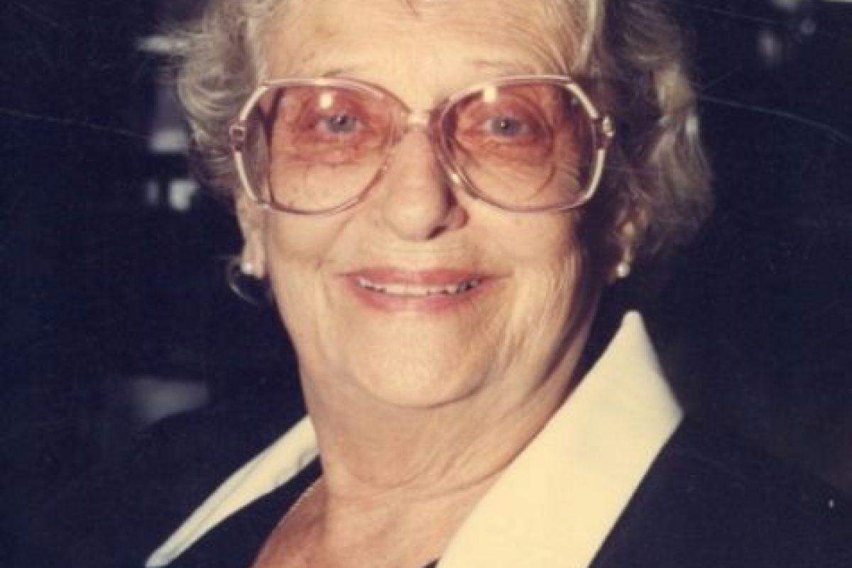Janet Jagan fue presidenta y política de Guyana. Fundó el Partido Socialista con su marido Cheddi. Foto:Wikipedia. Imagen Por: