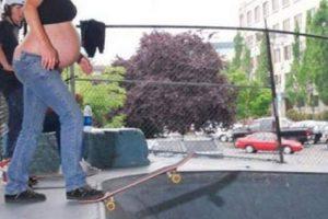 Hay que enseñarles deportes extremos Foto:Facebook. Imagen Por: