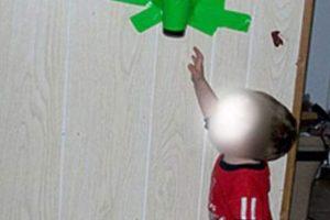Dejad que el niño consiga su trampa Foto:Oddee. Imagen Por: