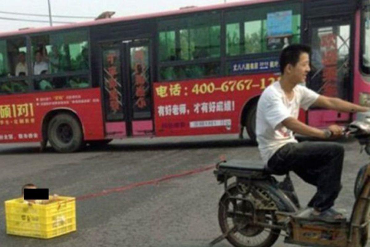 Forma de transporte segura Foto:Oddee. Imagen Por: