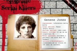 Genene Jones, 'Baby Killer', asesina de bebés en serie. Foto:KillerHallOfFame. Imagen Por: