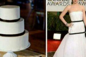 Mejor, qué lindo pastel. Foto:Twitter. Imagen Por: