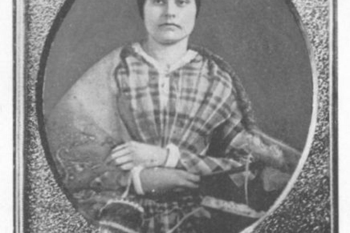 Susan B. Anthony fue una de las primeras sufragistas del mundo. Foto:Wikipedia. Imagen Por: