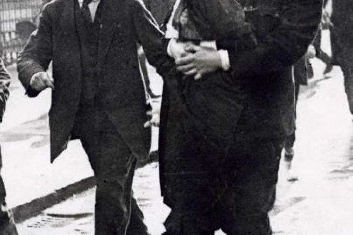 Enfrentó cárcel por sus protestas. Foto:Wikipedia. Imagen Por: