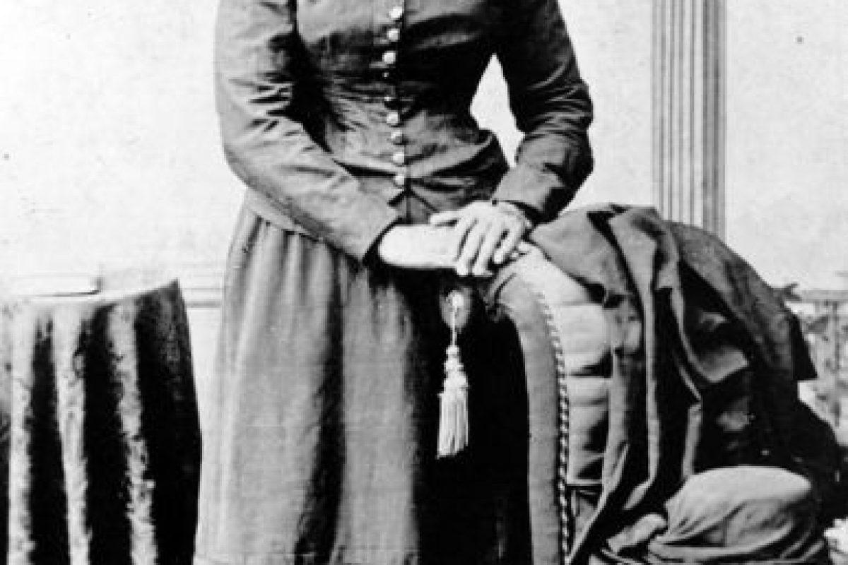 Harriet Tubman fue una de las esclavas más célebres que luchó contra este sistema en Estados Unidos. Foto:Wikipedia. Imagen Por: