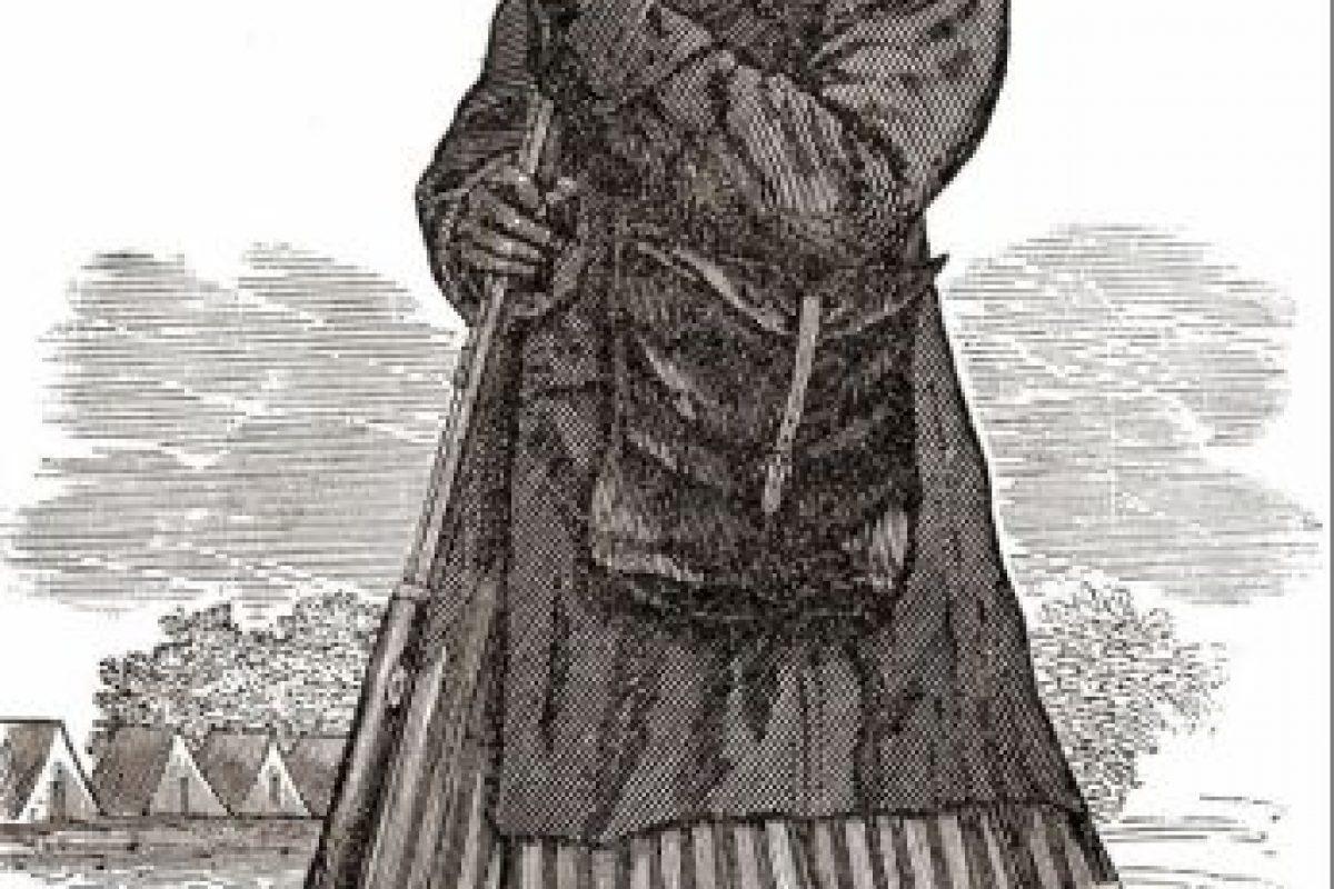Ayudó a muchos esclavos a escapar de sus dueños Foto:Wikipedia. Imagen Por:
