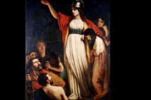 Boudica fue una reina icena que luchó por mantener a su reino lejos de los romanos Foto:Wikipedia. Imagen Por: