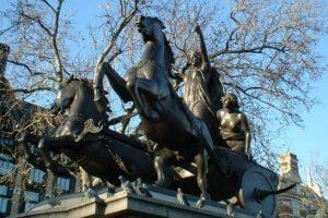 Tuvo importantes victorias, pero al final los romanos anexaron a Britania a sus dominios. Foto:Wikipedia. Imagen Por: