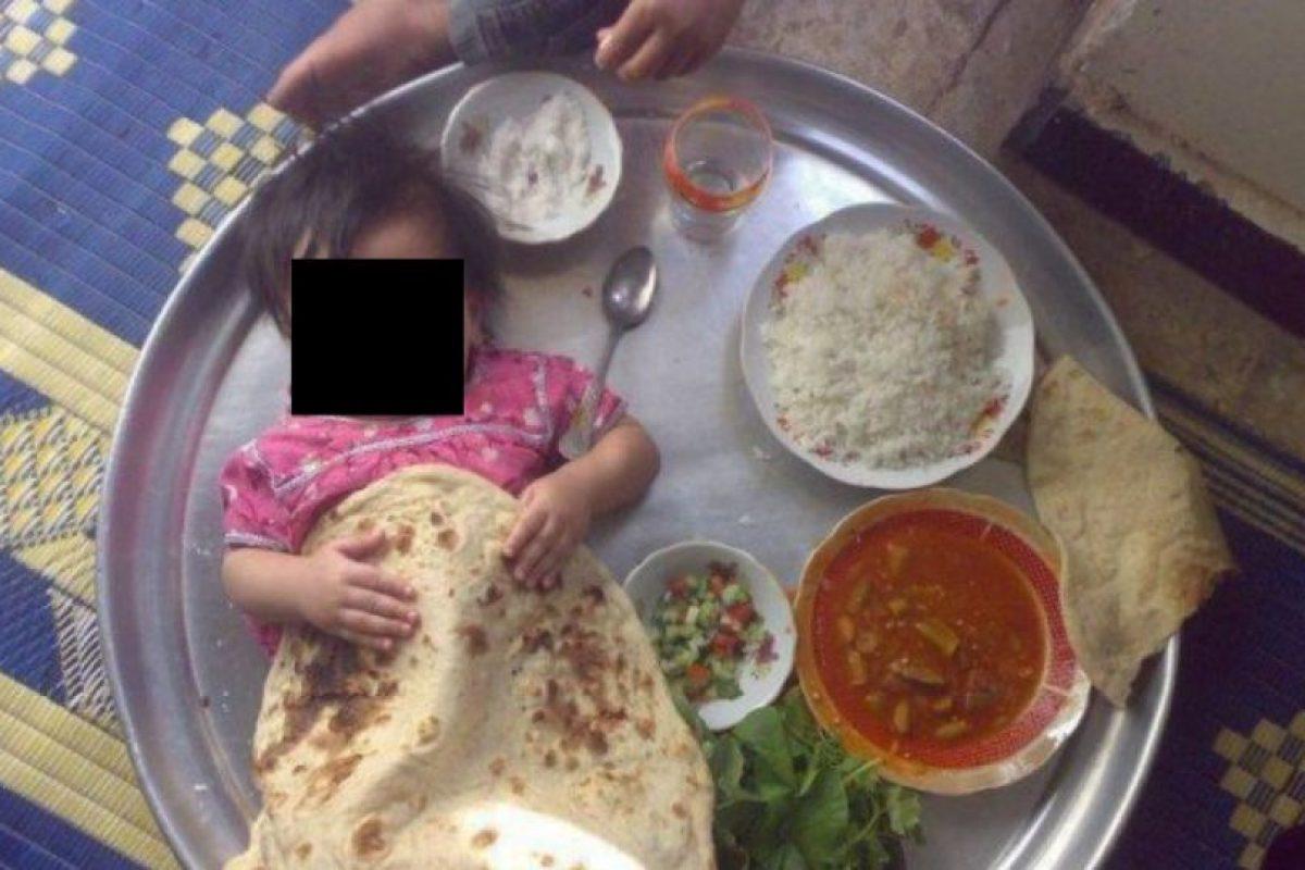 Como aderezo de un plato indio Foto:Facebook. Imagen Por: