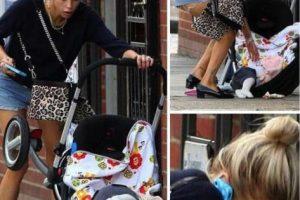 Ella olvidó que traía un bebé Foto:Oddee. Imagen Por: