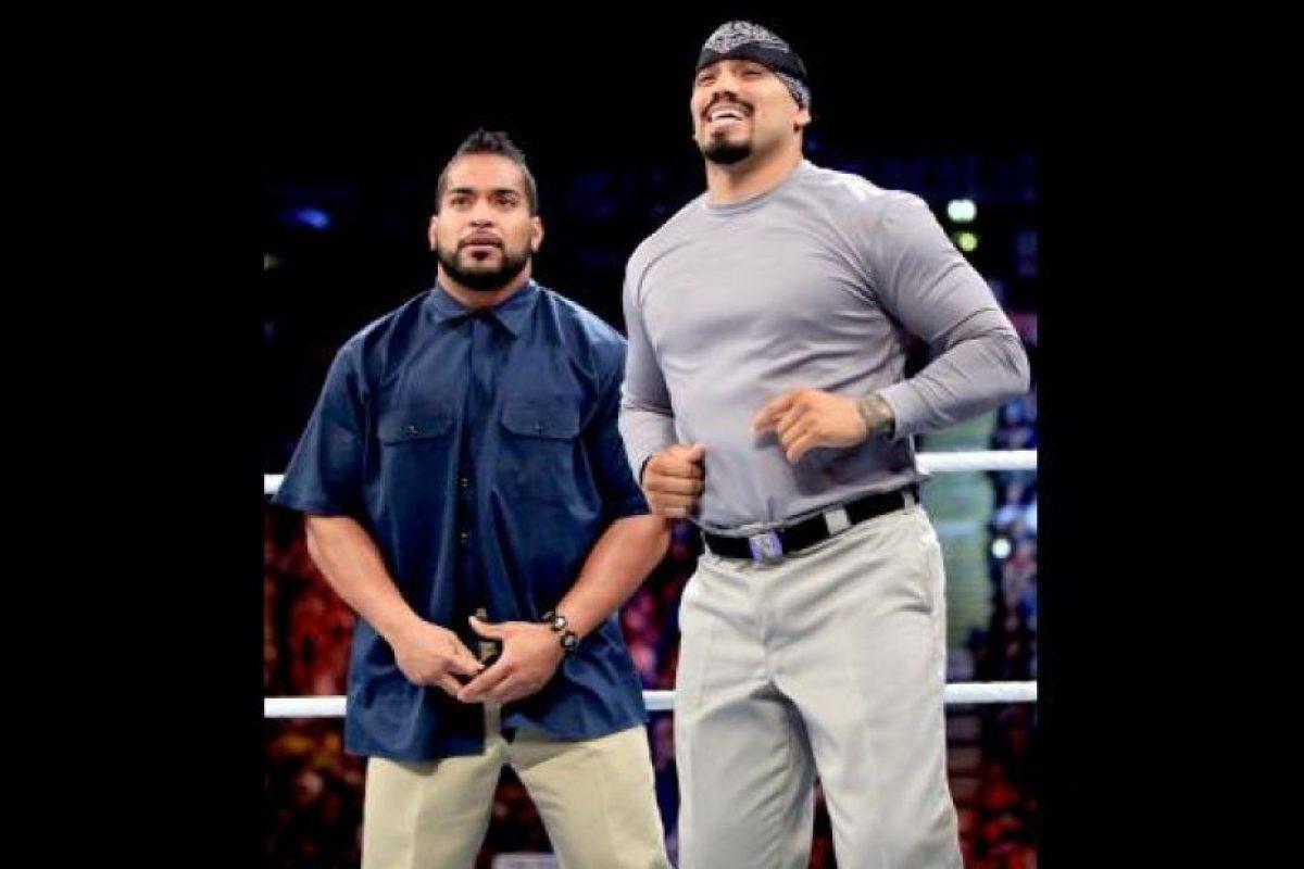 Su nombre real es Jorge Arias Foto:WWE. Imagen Por: