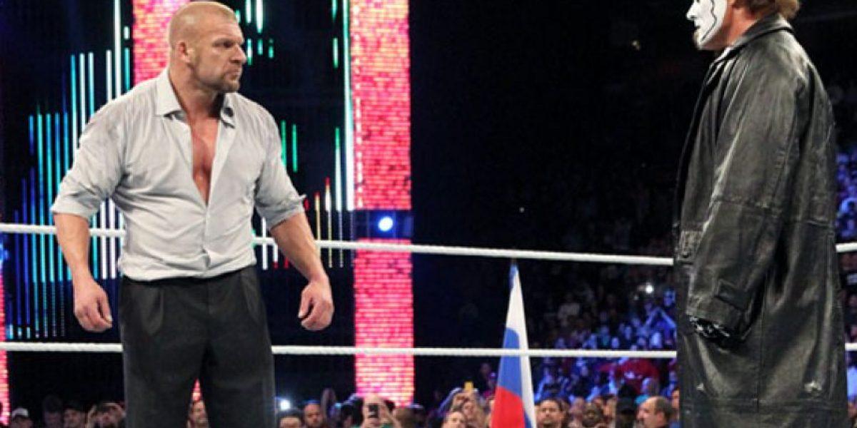 Sin máscara ni maquillaje: Así se ven las súper estrellas de la WWE