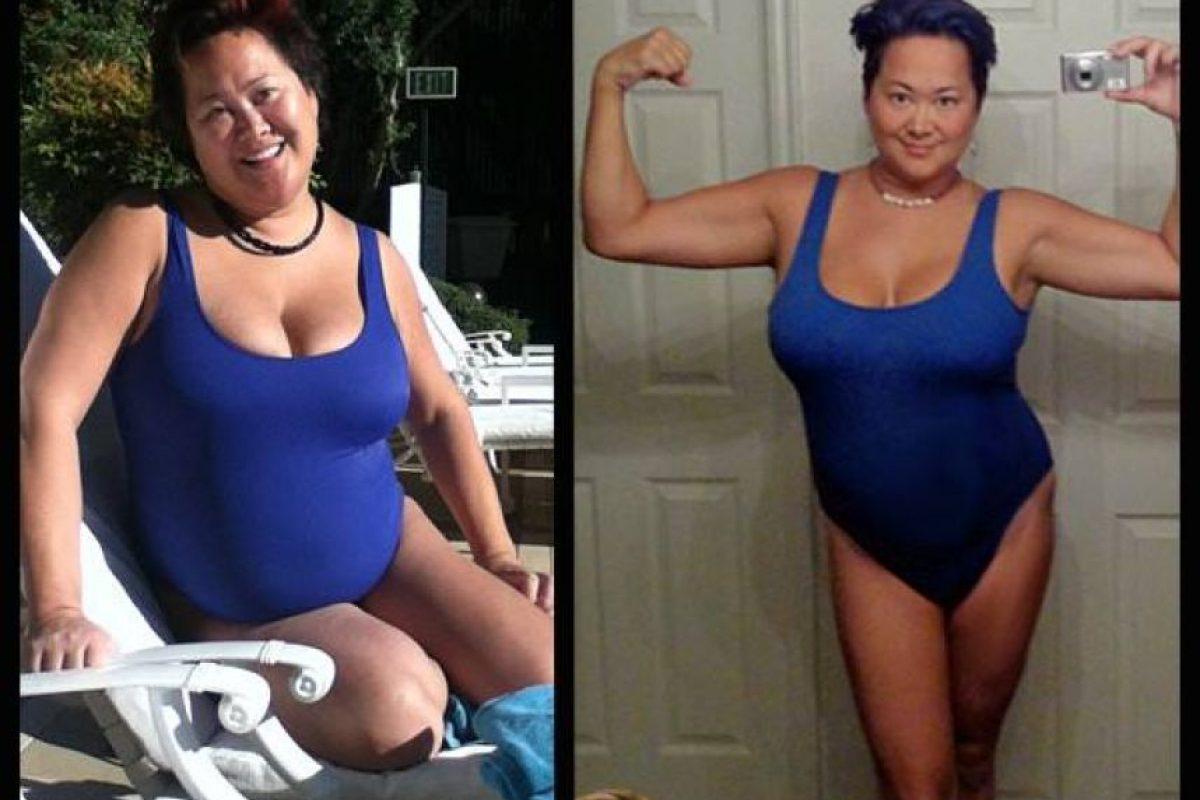 En los últimos años estuvo luchando contra el sobrepeso Foto:vía facebook.com/asiacarreralemmon. Imagen Por: