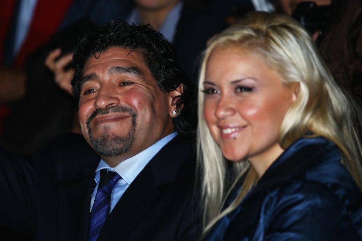 En la entrevista con la televisora deseo lo mejor a Diego y su actual pareja. Foto:Getty Images. Imagen Por: