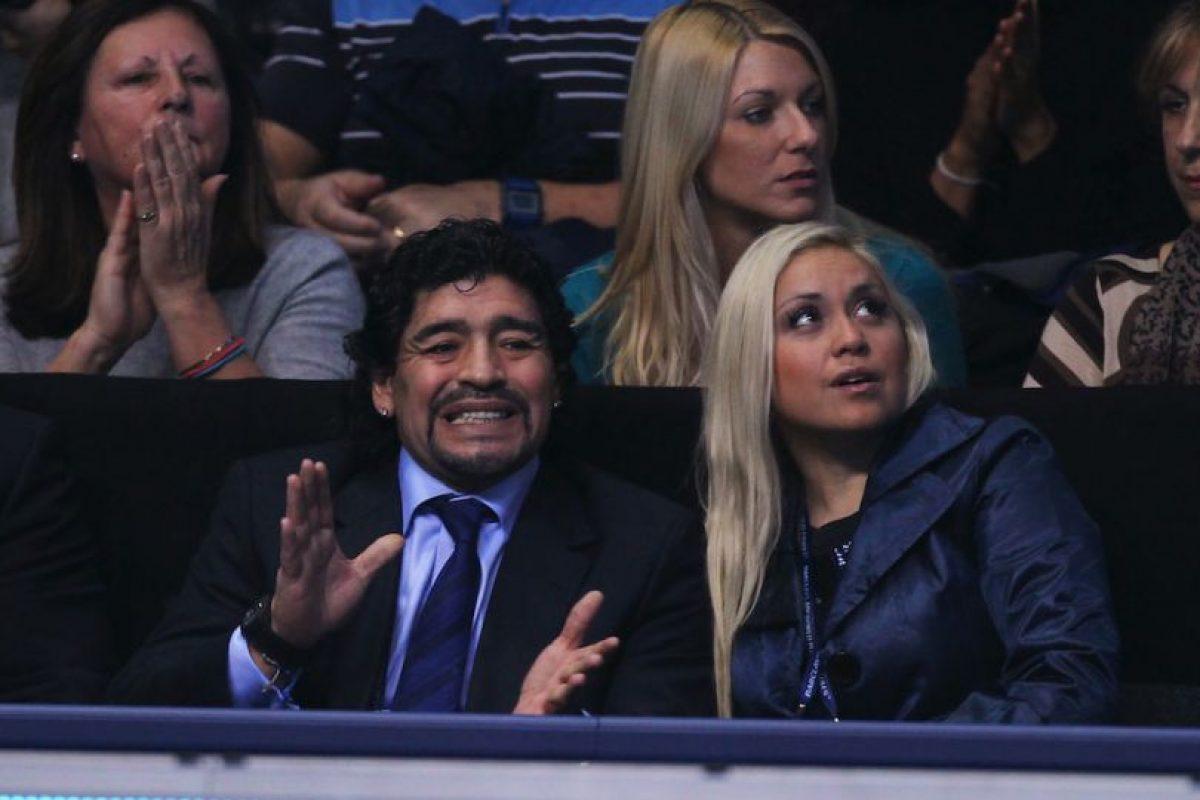 Ojeda dice que ella no quiere volver con Diego. Foto:Getty Images. Imagen Por: