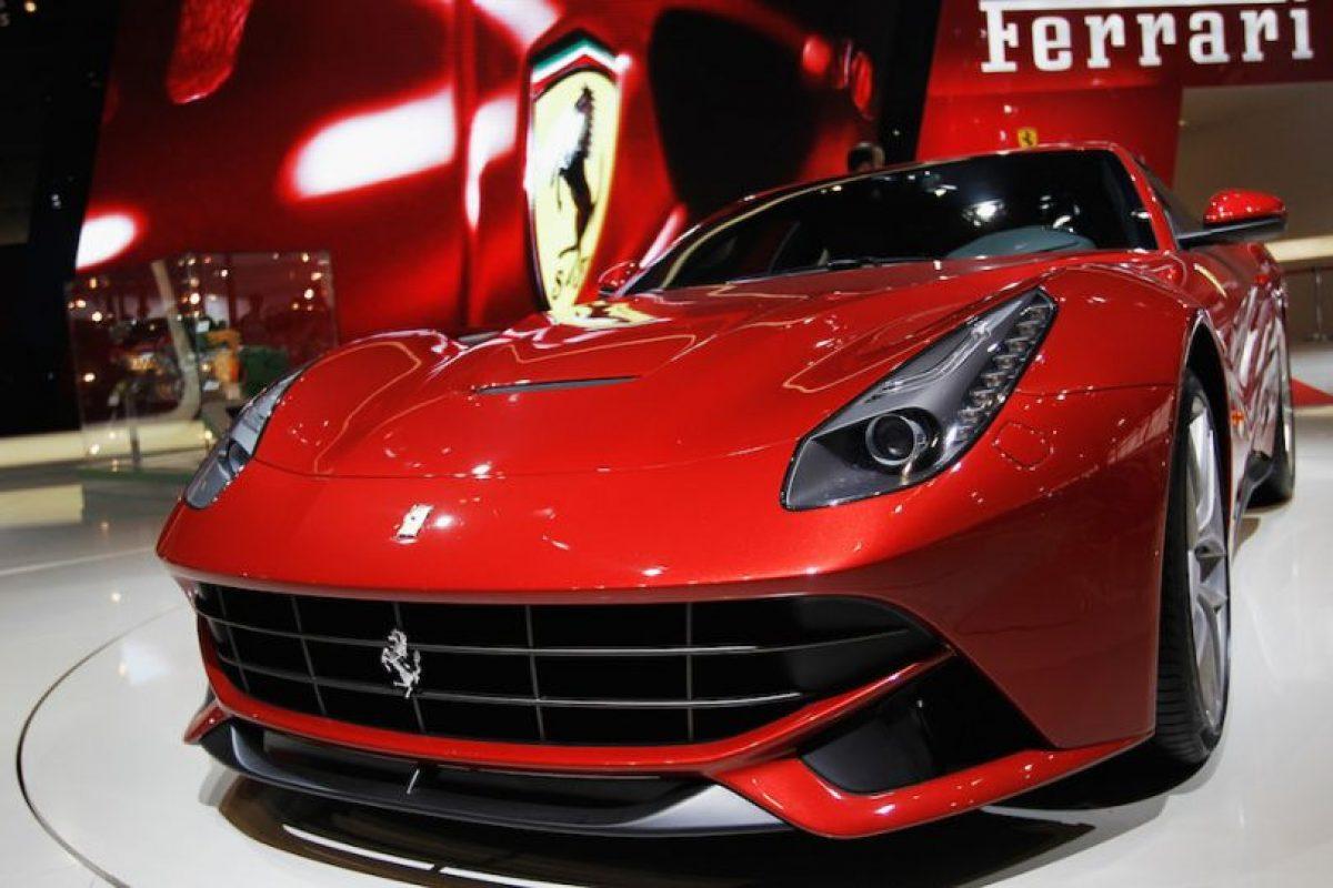 Ferrari F12 berlinetta. Foto:Getty Images. Imagen Por: