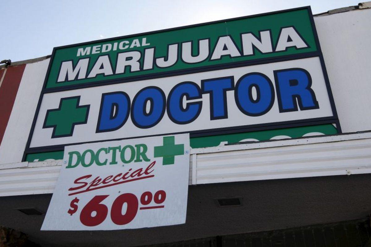 Los efectos psicoactivos de la marihuana medicianl son más débiles. Foto:Getty Images. Imagen Por:
