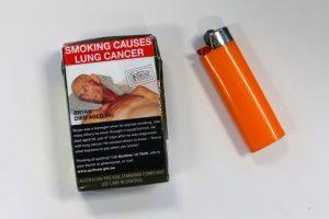 11. La mitad de los fumadores morirán por una enfermedad causada por el tabaco, perdiendo un promedio de 10 a 15 años de vida. Foto:Getty Images. Imagen Por: